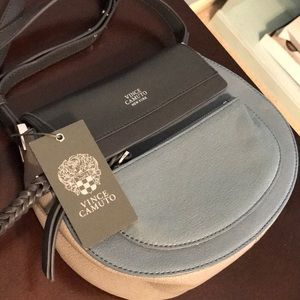 Handbags - NEW Vince Camuto crossbody bag
